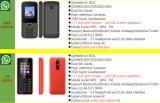 Cellphone 3300 GSM van de Telefoon van de Functie de Mobiele Band van de Vierling met Whatsapp