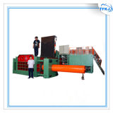 Утилизация гидравлической системы автоматической блокированного черным металлом нажмите машины