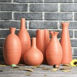 De multi Vaas van de Bloem van de Vorm Ceramische, de Potten van de Bloem van de Vaas van de Installatie, de Vaas van de Decoratie van het Huis, Ideale Gift voor Huwelijk