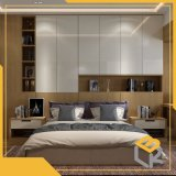 Imprégné de mélamine de qualité environnementale du grain du bois Papier décoratif pour fabricant de meubles en provenance de Chine