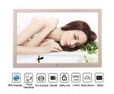 Indicador do LCD do frame de retrato de 17 Digitas do presente de casamento do aniversário do Natal da polegada (MW-1701DPF)