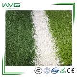 Einfacher Installation Nicht-Einfüllen synthetischer Rasen-Fußball-Abstand-künstlicher Rasen