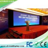 Indicador video interno da parede da tela do diodo emissor de luz de P3 HD/diodo emissor de luz para a conferência do estágio
