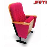 Jy-602 직물 가격 강당 의자 나무로 되는 접는 의자 안락 의자