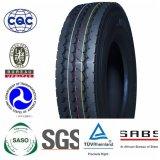 el mejor neumático de la calidad 12r22.5 con acero radial toda la posición TBR