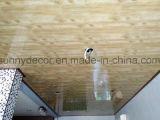 Plastic Bouwmaterialen, het Houten Comité van de Muur van de Kleur, de Comités van het Plafond van pvc, Cielo Raso DE PVC