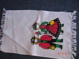 ふさ70g 10sが付いている綿によって印刷される台所タオル
