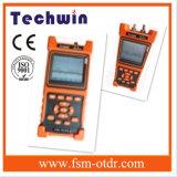 Mini Aq775 OTDR matériel Tw2100e de Techwin avec l'écran tactile