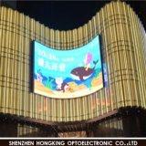 Vente chaude Outdoor P6/P10 plein écran à affichage LED de couleur