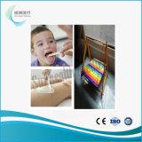 Haute qualité en bois jetable médical stérile abaisse-langue