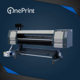 Rullo ibrido UV della stampante della stampante di ampio formato di Oneprint Fru-1800 da rotolare e stampante di Digitahi a base piatta