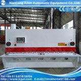 Het scheren van Schommeling/de Guillotine van de Scherpe Machine van de Machine de Hydraulische met CNC Controle