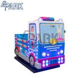 Crianças atraentes passeios de carro 119 Fire Carro de luxo com um design de luz da função de música Jogos de tiro