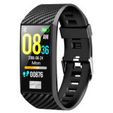 Newest no 1 DT58 Smart montre avec moniteur de fréquence cardiaque Imperméable IP68 Bluetooth Smart Watch
