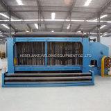 Gabion 6각형 철사 그물세공 기계