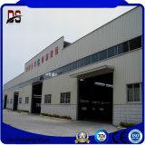 Edificios prefabricados del taller del almacén de la estructura de acero de la casa modular