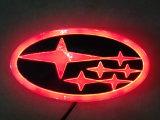 Lumière d'insigne de logo du véhicule 4D DEL pour Subaru
