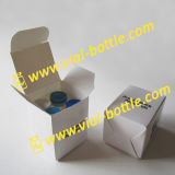 HGH 2ml/3ml en flacon de boîtes d'impression personnalisé avec les diviseurs