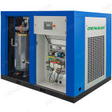 Компрессор воздуха винта поставщика золота молчком неподвижный роторный (CE&ISO)