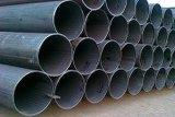 Сваренная ERW черная труба углерода Q235 стальная
