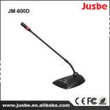 Serie verdrahtetes Konferenz-Systems-Mikrofon des Tisch-Jm-600 Hand in Hand