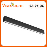 IP40 4014 SMD LED Pendant Linear Light para universidades