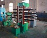 Teja de goma del suelo por máquinas de vulcanización de prensa hidráulica Vulcanizador