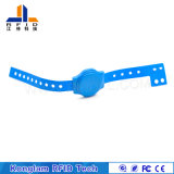 Bracelet d'IDENTIFICATION RF de PVC d'impression offset pour des modules de course