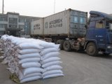 Preço de fertilizante agrícola de sulfato de amónio granular de cor branca