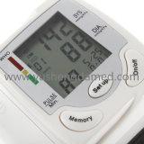 Certificado CE de tipo Punho Electronice Monitor de Pressão Arterial Ysd703s