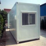 Casa prefabbricata vivente del contenitore dell'accampamento