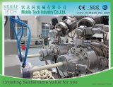 Tubulação de água dupla do PVC da alta velocidade do preço de grosso 20-63mm de China que faz a maquinaria
