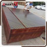 Chantaplex - Contraplacado de choque para cofragem em concreto