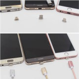 Uitverkoop! ! ! Hete Micro- USB van de Gegevens van het Ontwerp Magnetische Nylon Kabel voor Androïde