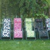 日曜日のLoungerのMarbella RelaxerのLoungersの旋錠つまみが付いているマルチ位置のRelaxerの椅子