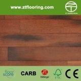Strandwoven liso y suelo de bambú pintado crepuscular