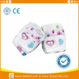 Pannolini respirabili del bambino di cura di cotone dello strato molle della parte posteriore
