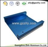 6063 T6 het Geanodiseerde Profiel van het Aluminium voor Auto Amplifer Heatsink