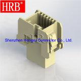 Serie del conector M5018 de Rast5 Hrb IDC Rast