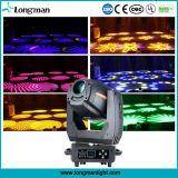 l'indicatore luminoso capo mobile DJ del Gobo di 300W LED si illumina per il teatro, lo studio, locali notturni