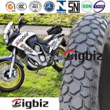 Populärer geschützter schlauchloser Gummireifen des Motorrad-110/90-17