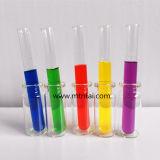 Tubes d'essai en verre à base de borosilicate 20 * 200mm pour laboratoire