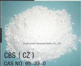CBS di gomma CAS (CZ) 95-33-0 dell'acceleratore