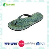 Soft EVA Sole e PVC Straps, Men's Slippers