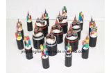 PVC는 격리했다 강철 테이프 기갑 전력 케이블 (0.6/1KV)를