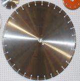 Cuchilla de corte de diamante para hormigón