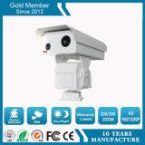 Térmico Long-Distance PTZ híbrido y visible de la cámara CCTV IP