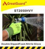 Guanto della gomma piuma del nitrile di Supershield (ST2050HVY)