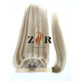 Il nero della parte dei capelli del Ponytail dei capelli umani/Brown/piano/colore di Ombre