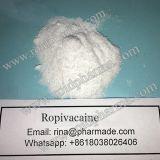 Comprar o HCl de Ropivacaine do pó de Ropivacaine da classe de Pharma pó cru